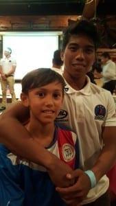 Filipino player Lito Ramirez
