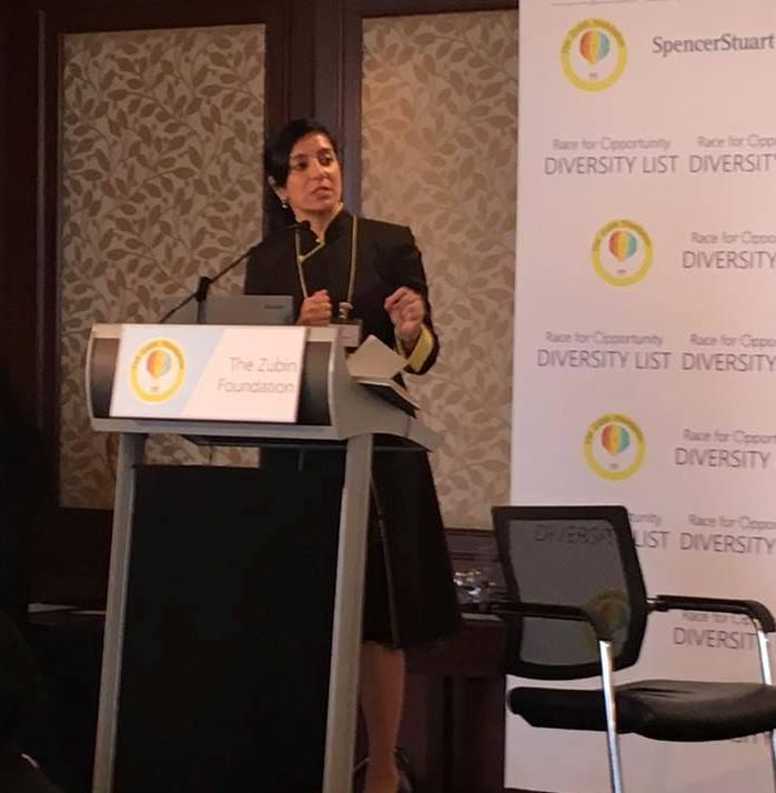 Shalini Mahtani, MBE Co-founder of The Zubin Foundation
