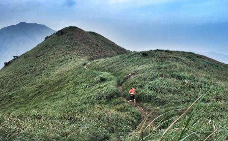 Jan Trailrunning Lantau 2016