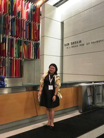 Rachel Hui at IBA 2016