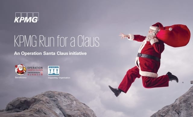 Veronica Chan Runs for a Claus - Tanner De Witt Solicitors