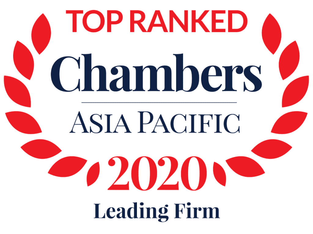 Results of 2020 Chambers Asia-Pacific Guide announced